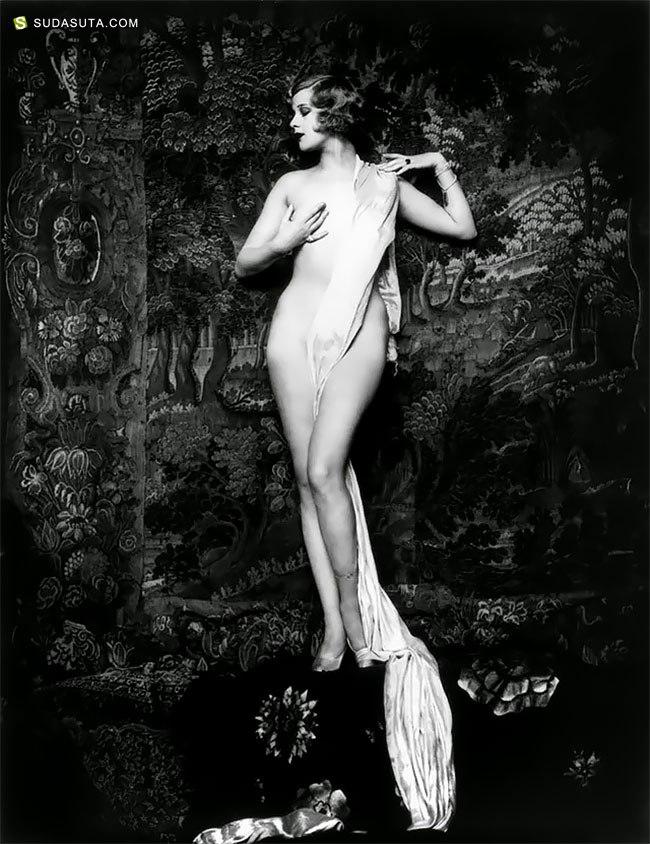 Alfred Cheney Johnston 摄影作品欣赏