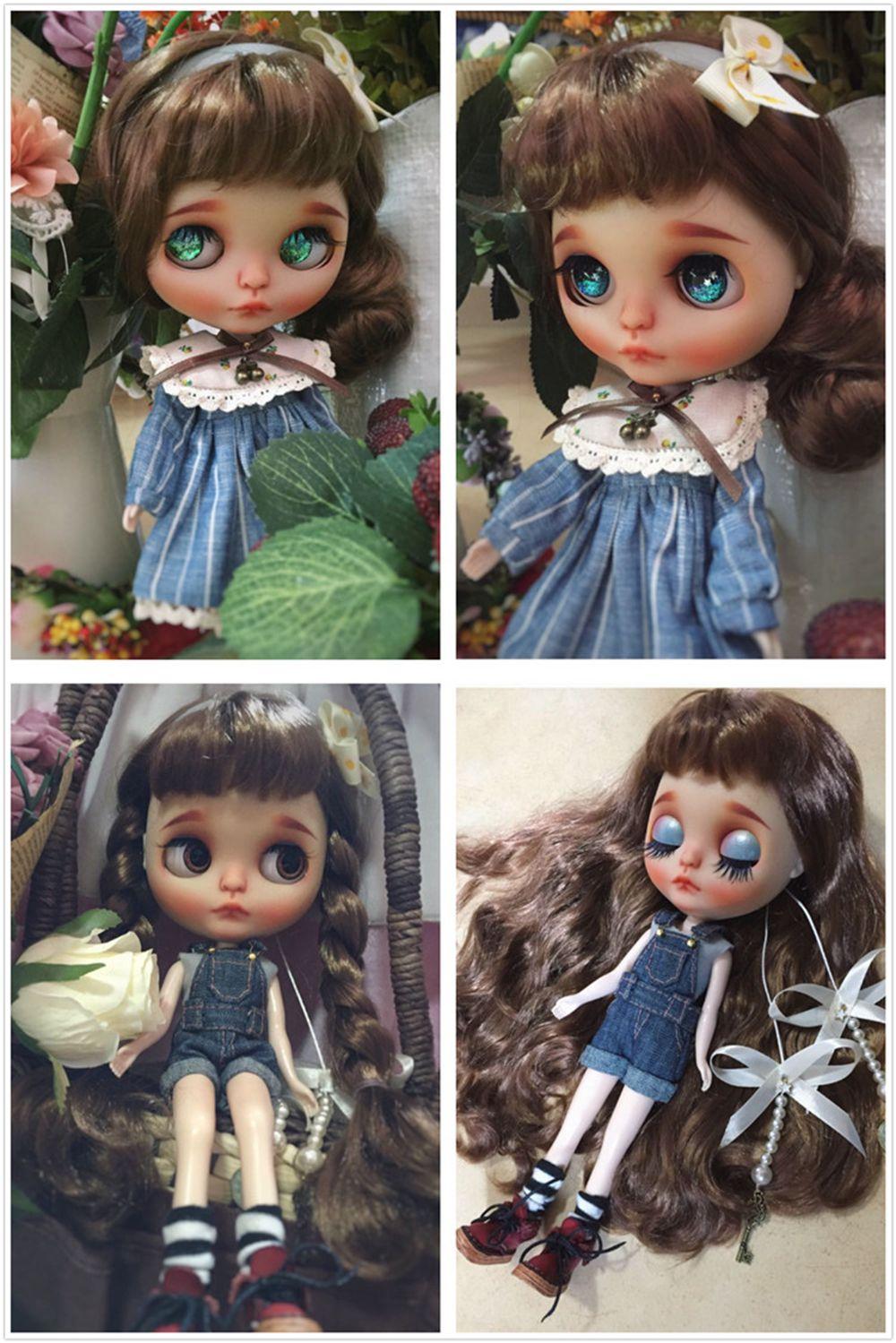 Neo Blythe 娃娃设计欣赏