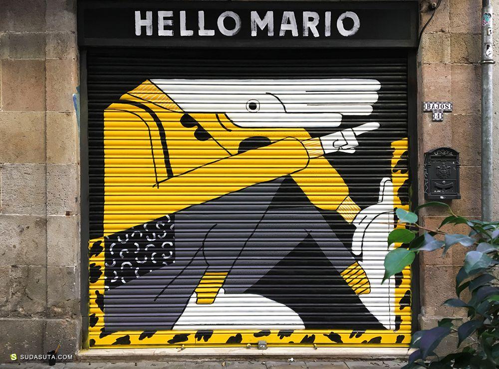 Hello Mario 品牌设计欣赏