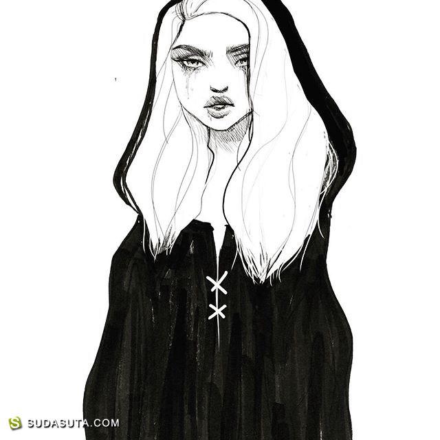 Isabelle Staub 插画作品欣赏