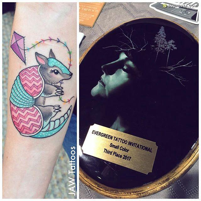 Jessica White 纹身设计欣赏