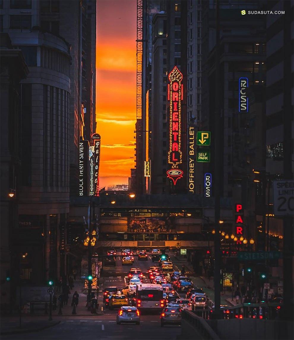 Mike Meyers 城市摄影欣赏