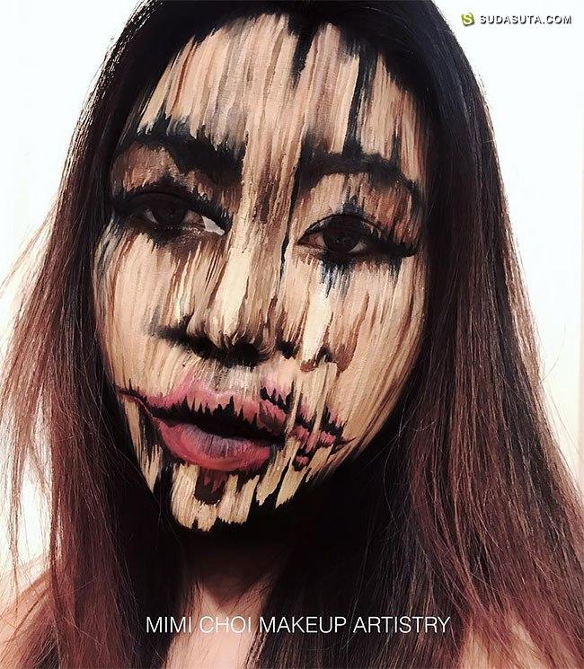 Mimi Choi 的恐怖彩妆日记