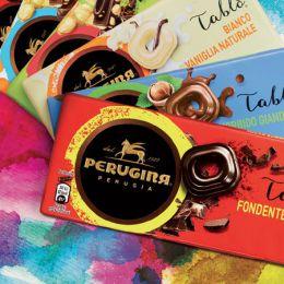 Perugina 巧克力包装设计欣赏