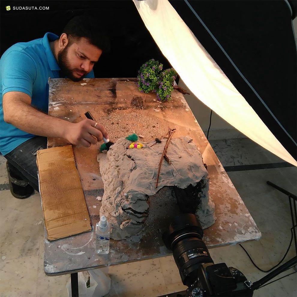 Vatsal Kataria 概念摄影作品