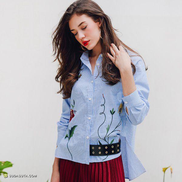 青春女装设计品牌 Punkrave