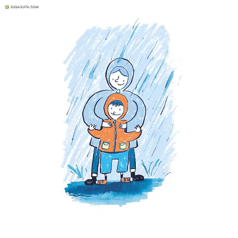 Darren Gate 儿童插画欣赏