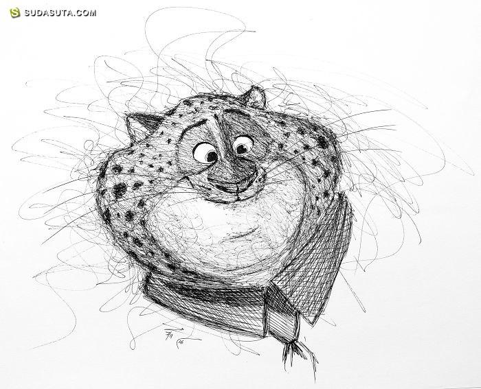 Jimmy Mätlik 手绘同人插画欣赏