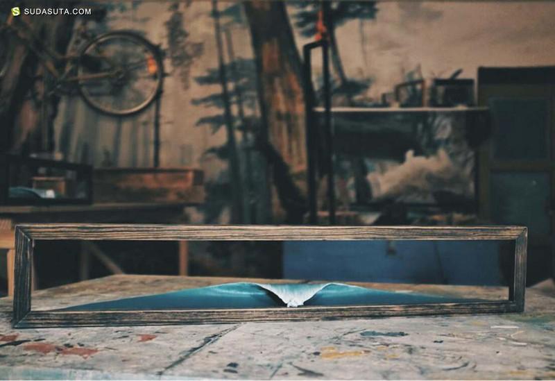 Johny Surf 雕刻海浪的艺术