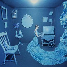 Karen Jerzyk 视觉艺术欣赏