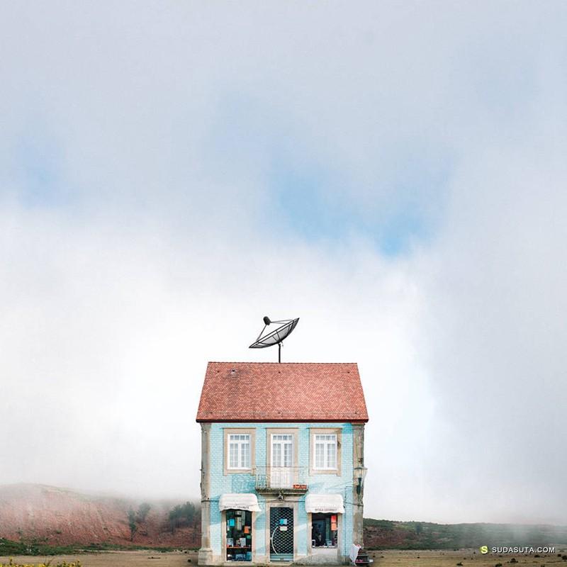 Manuel Pita 孤独的房子
