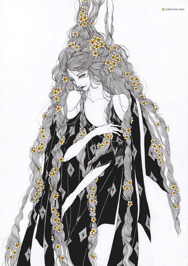 Marina Mika 古典主义绘画艺术欣赏