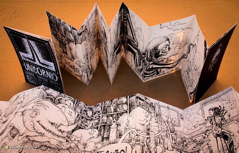 Pere Banek 怪物日记 街头涂鸦作品欣赏