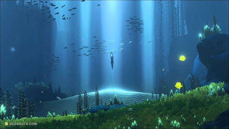 Abzû 游戏设计欣赏