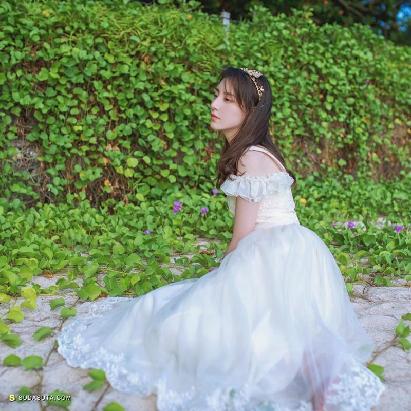 圆点点小姐洋服社 公主梦
