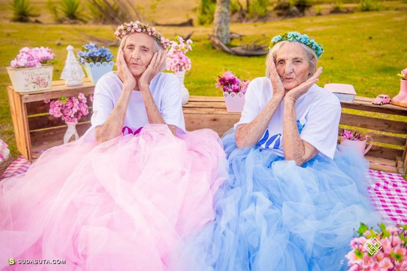 Maria Pignaton Pontin和Paulina Pignaton Pandolfi  梦里的公主梦