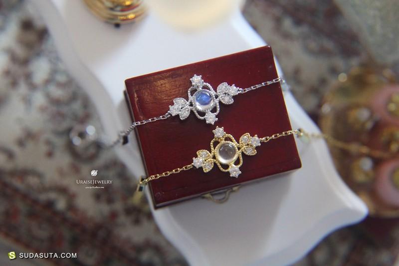 URaiseJewelry有礼士多 复古珠宝首饰设计欣赏