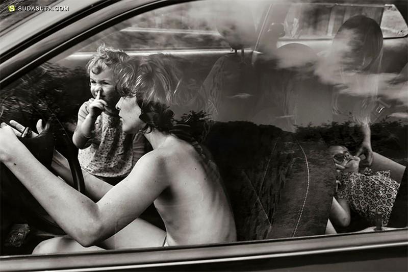 Alain Laboile 黑白儿童摄影欣赏
