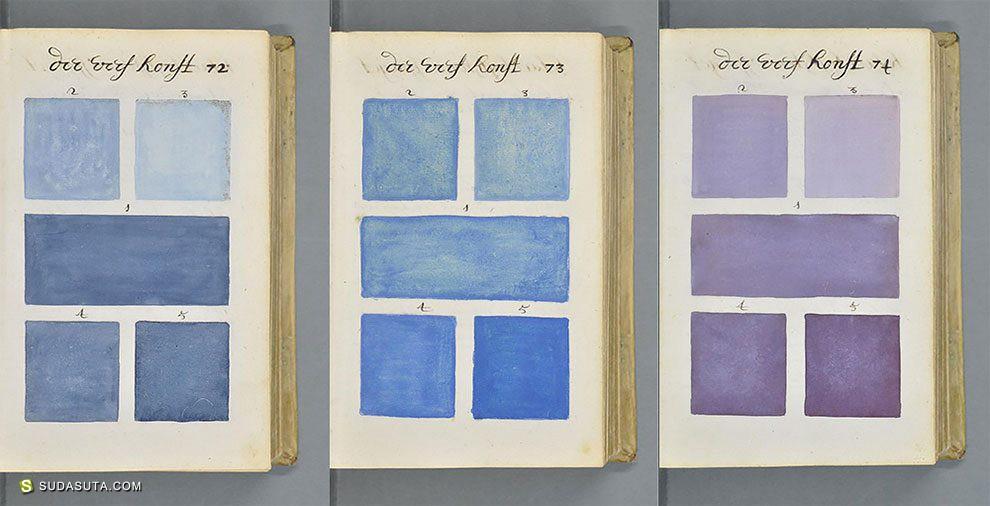 A. Boogert 古老的颜色使用指南