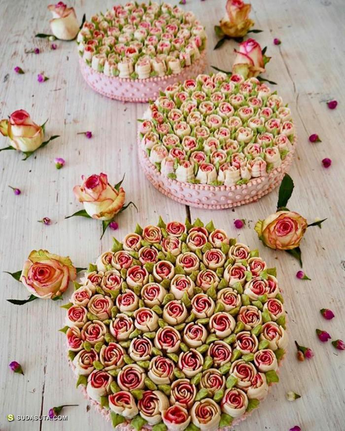 CulinaryDots 蛋糕设计欣赏