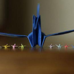 David Kawai 不可思议的超MINI折纸艺术
