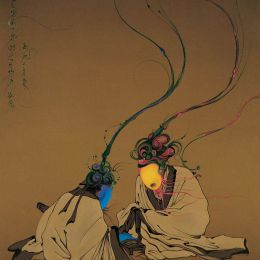 Gao Feng 数字艺术作品欣赏