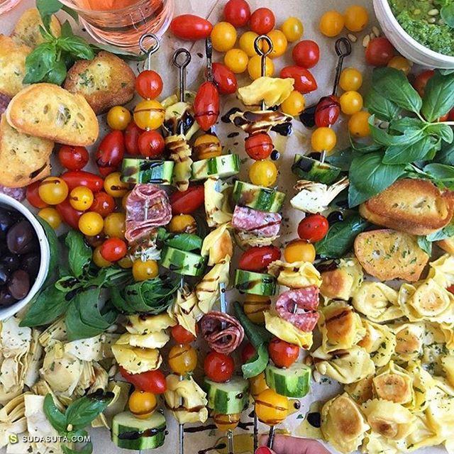 Julie Resnick 满满幸福满满爱 吃货世界一览