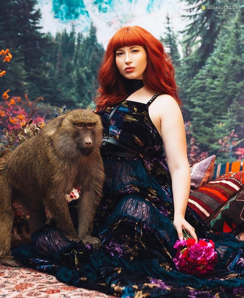 Natasha Wilson 幻想世界 环保摄影作品欣赏