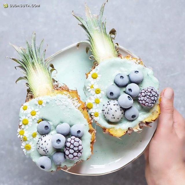 Samira Kazan 色彩,美食与旅行