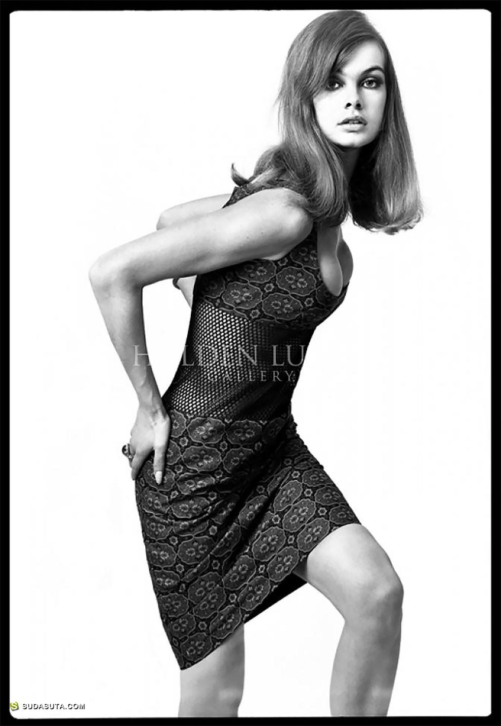 Terence Donovan 和Brian Duffy  时尚摄影欣赏