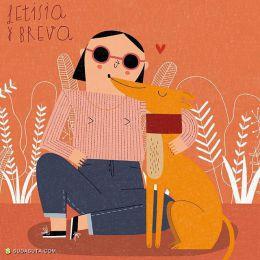 Teresa Bellón 有趣幽默的小插画
