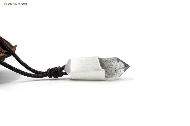 原创设计制作925银原石系列 Yama隼人 <攫取自然之美>