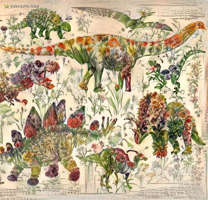 Rodley 花花的恐龙