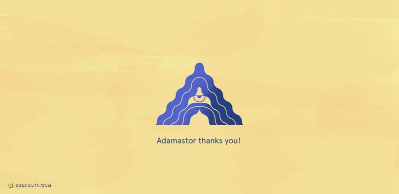 Adamastor 工作室 装饰插画欣赏