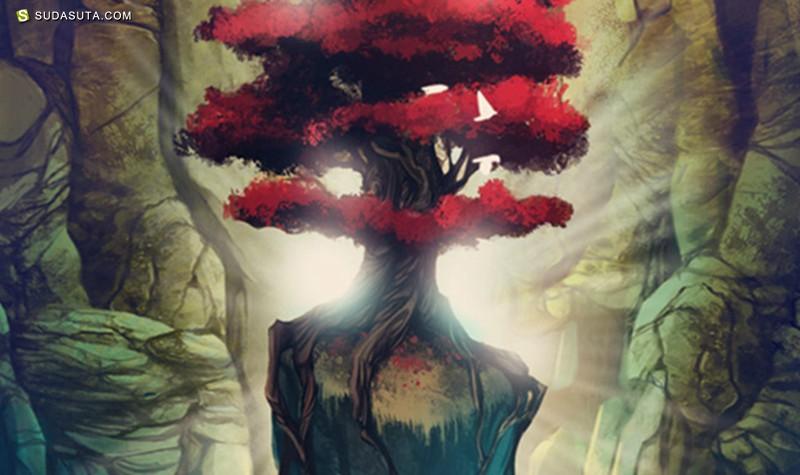 Aramisdream 幻想插画欣赏