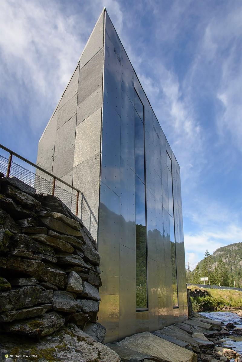 世界上最漂亮的厕所 建筑设计欣赏