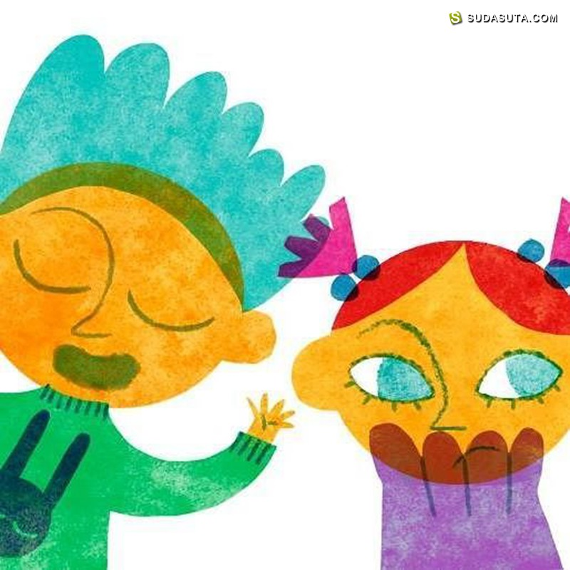 Cristina Trapanese 手绘儿童插画欣赏