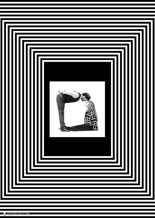 Erika Zolli 分形抽象摄影作品欣赏