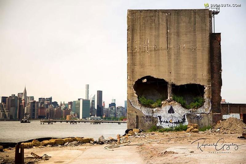 Greg Suits 街头艺术欣赏