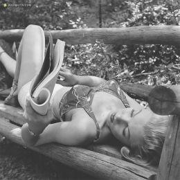 Marilyn Monroe 旧照