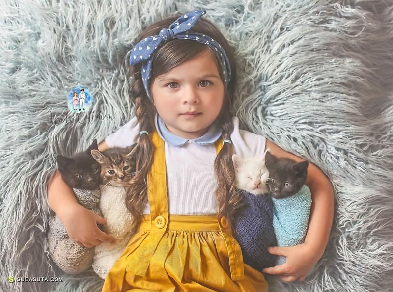 Nadia Callahan 儿童及宠物摄影欣赏