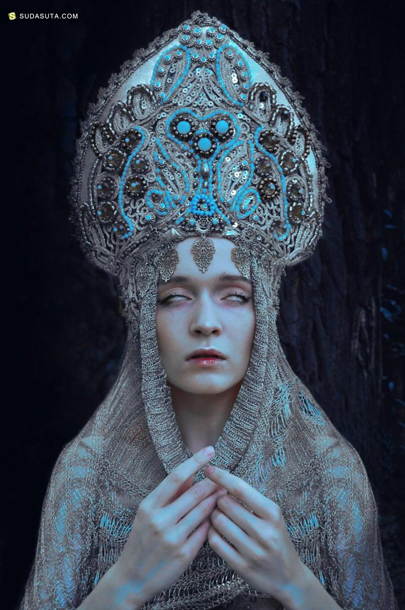 Pagan Poetry 超现实主义人像摄影欣赏