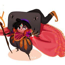 Pepe Delgado Navarro 卡通人物角色设计欣赏