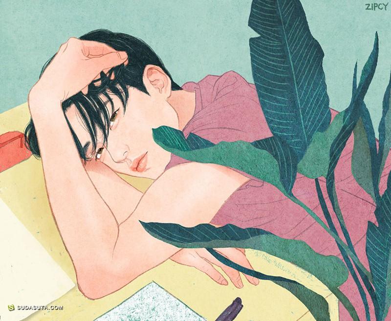 Yang Se Eun 关于爱情我这样描绘