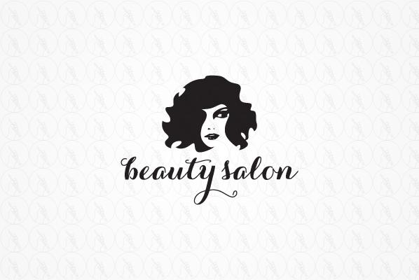 15个头发护理标志LOGO设计欣赏