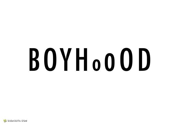 40+ 文字类创意LOGO设计欣赏