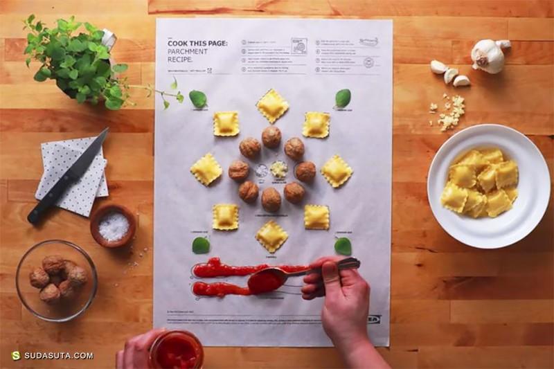 宜家新食谱《Cook this Page》