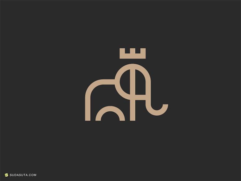 40个极简主义创意LOGO设计欣赏
