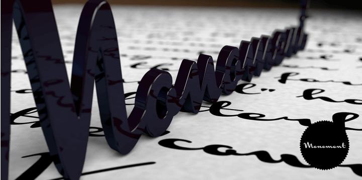 20个标题和标志用的设计宽字体免费下载