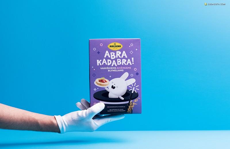 ABRAKADABRA 包装设计欣赏